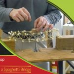 SDC is organizing a workshop of Building a Spaghetti Bridge